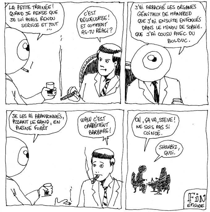 Alter-ego de vos personnages - Page 2 Ultimex72.6