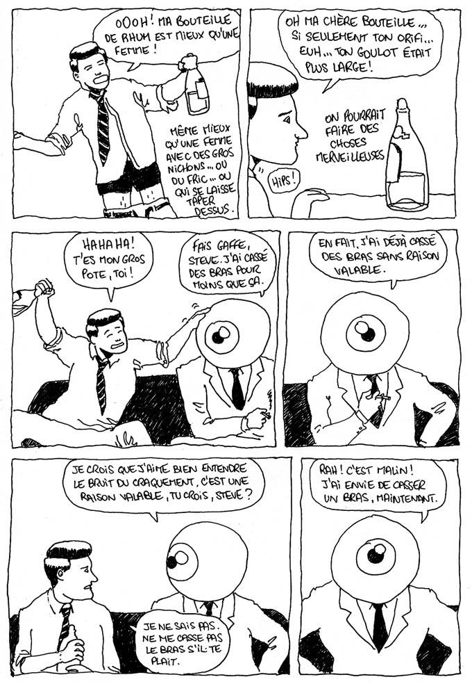 Alter-ego de vos personnages - Page 2 Ultimex78.1